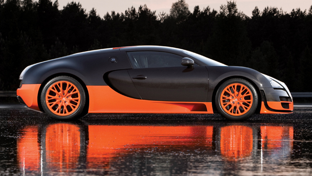 prov vel ltima vers o do bugatti veyron supersports vai para a pista e supera 430km h car. Black Bedroom Furniture Sets. Home Design Ideas