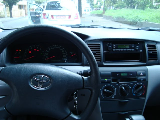 Toyota Corolla Fielder 2008 08 Disc1jpg Car Interior Design