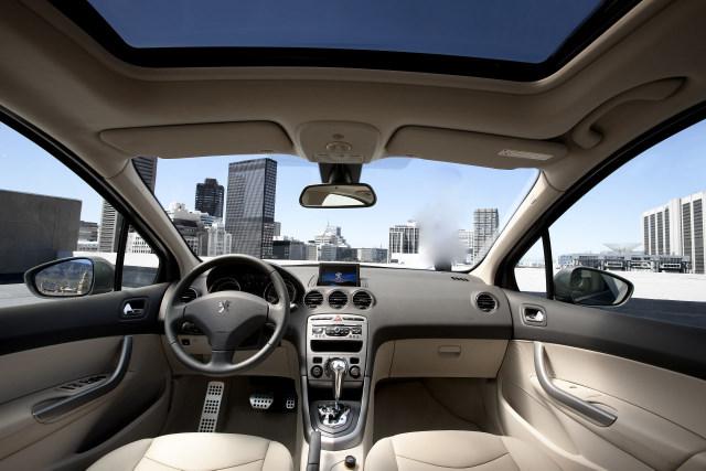 Peugeot 307 Sw Interior