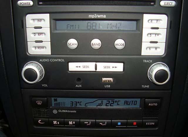 Volkswagen Bora 2008 Ar Condicionado Climatronic