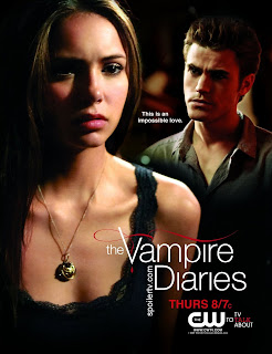 vampire diaries poster november sweeps1 Download   Baixar   The Vampire Diaries (O Diário do Vampiro) 1ª Temporada RMVB Dublado