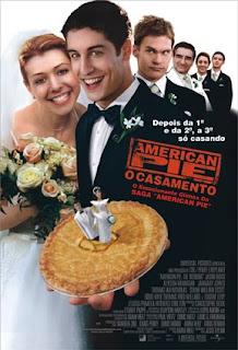 American Pie 3: O Casamento Dublado