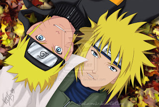 Naruto    Minato by ChibiKuroNeko Download Naruto Shippuuden 7 Temporada Legendado