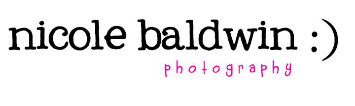 Nicole Baldwin :)