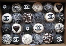 Cereja Mecanica candies and Chanel!