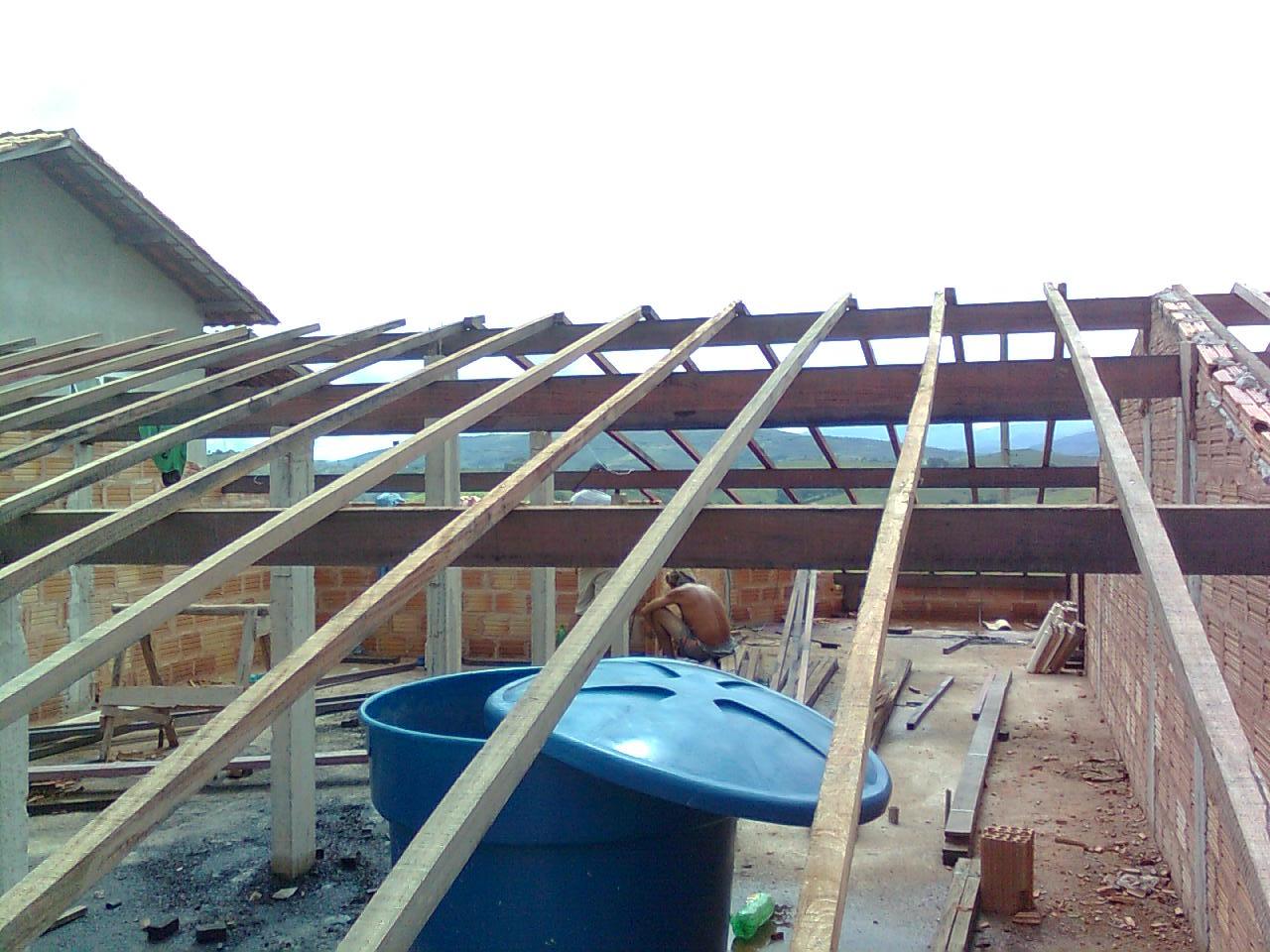 Nossa Casa: Jader e Thelma: Telhado . a continuação #2E7B9D 1280x960