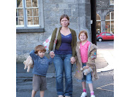 Me and the kids in Kilkenny