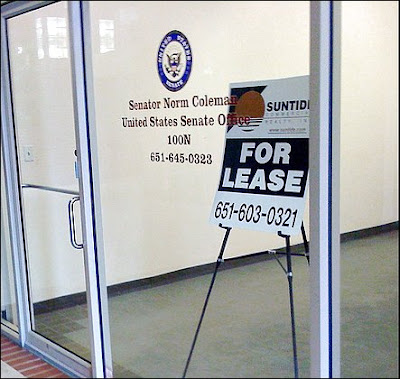 Norm Coleman office for lease