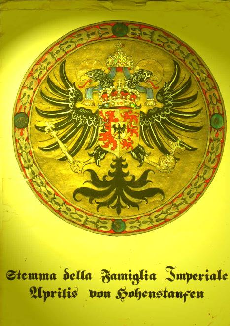 Aprile della Santa (Hohen)Genie(Staufen)(Sancta Propago Staufer ou Ex Freya o Aprilis )