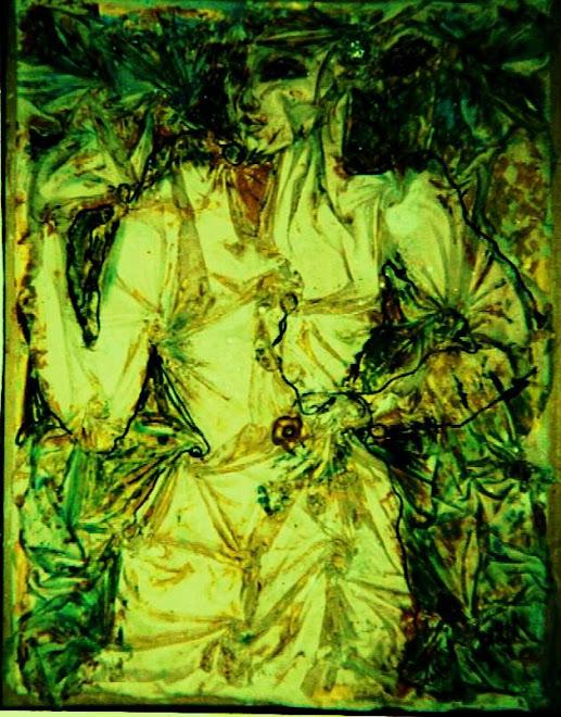 Pelle per Pelle dipinto della Principessa Rosemarie Aprile von Hohenstaufen Puoti Macedonio