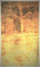 Il volto di Cristo dalle Bende di Federico II:il volto e'  quello della Nasa  sindonico.