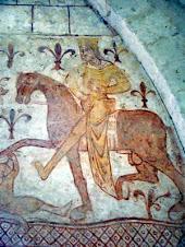Templier Avril de Burey Anjou de Saint Genis