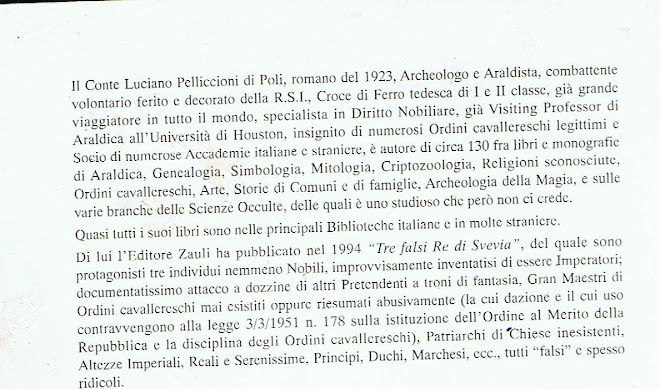 Curriculum Prof Pelliccioni di Poli