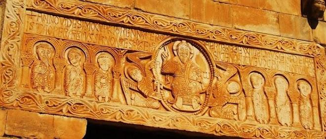 i lapicidi dell'abbazia Avril de Saint Genis
