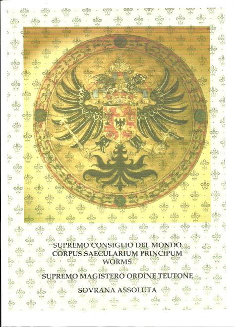 SAIR La Principessa Yasmin Potentissima e Serenissima Sovrana Supremo Magistero