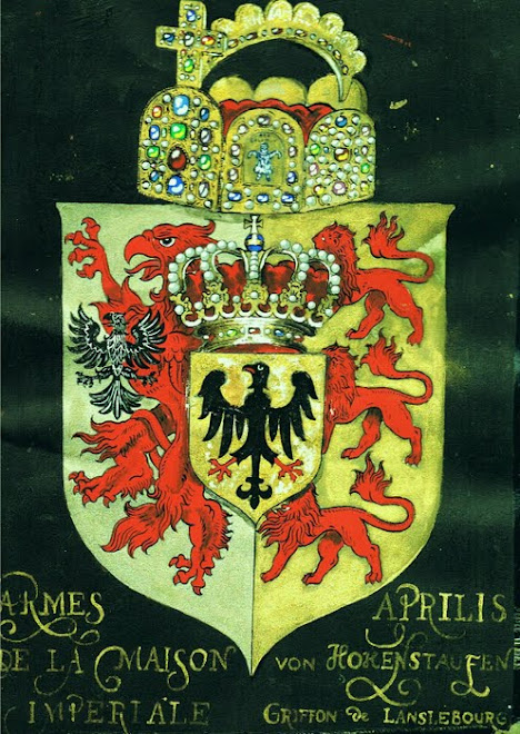 Armes de la Maison Imperiale Aprilis von Hohenstaufen