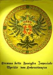 Stemma Famiglia Imperiale Aprile von Hohenstaufen