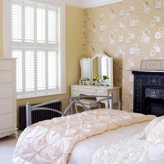 Mel morena uma boutique de id ias sobre moda e decora o for Cream and pink bedroom ideas