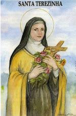 Santa Teresinha,nossa amiga no céu!