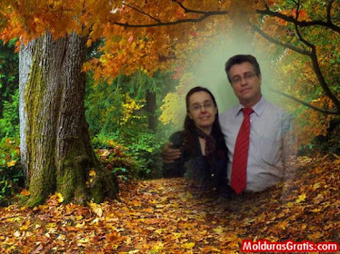 Eu e meu esposo, Pastor Paulo Valim