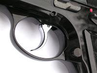 cz75 trigger