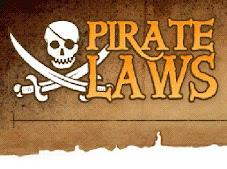 La ley de los piratas