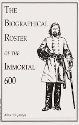 The Biographical Roster of the Immortal 600