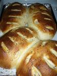 Garlic & Cheddar Loaves