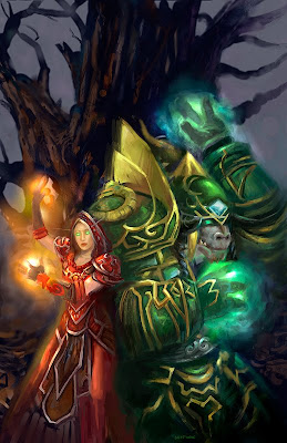 World of Warcraft character portrait