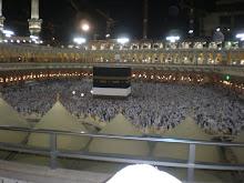 Kaabah,Masjidil Haram