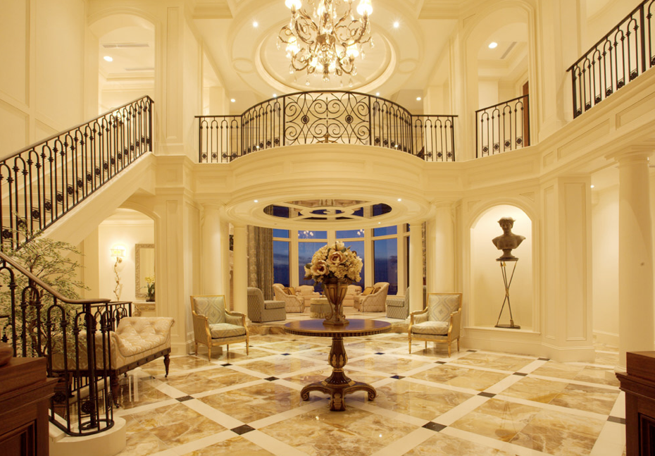 Beautiful Staircase Interior Beautiful Straight Staircase In Florida Luxury Stairs Gallery