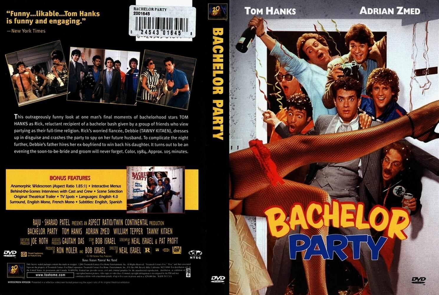 Bachelor%2BParty%2B(1984)%2Bh Πρεμιερα:4 April 1979 (USA) Γλωσσα:English Διαρκεια:121 min more info:The ...