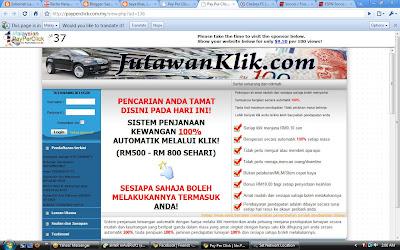 info payperclick cari duit malaysia PTC info Malaysia PTC info