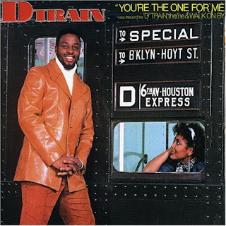 D Train - You're The One For Me (1982)