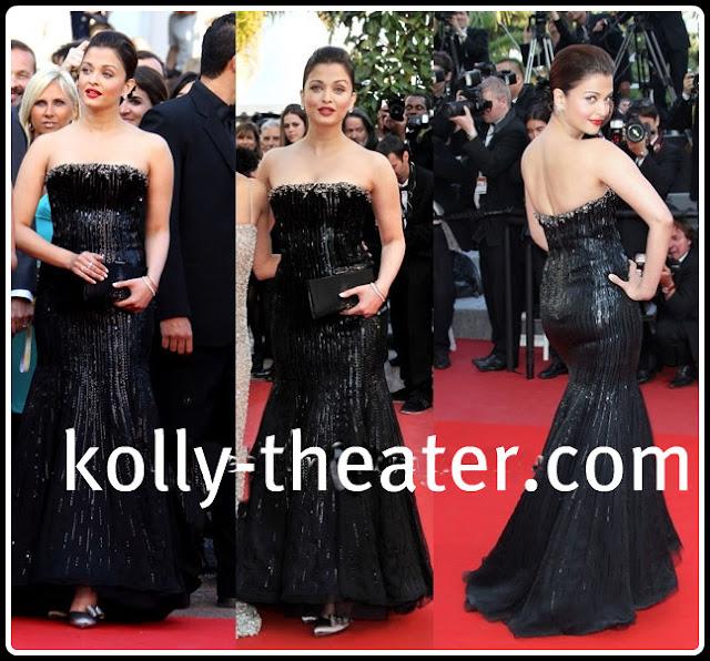Aishwarya Rai at Cannes festival 2010