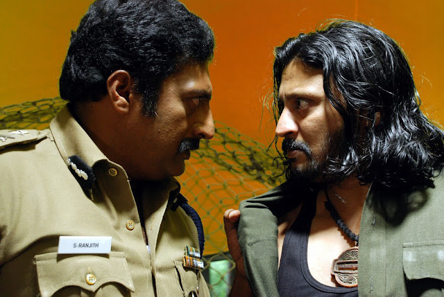 Mambattiyan Movie Prasanth and Prakash Raj Still 8