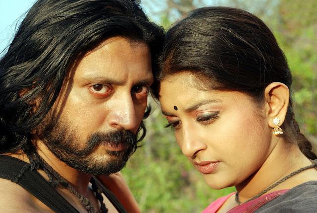 Mambattiyan Movie Prasanth and Meera Jasmine Still 1