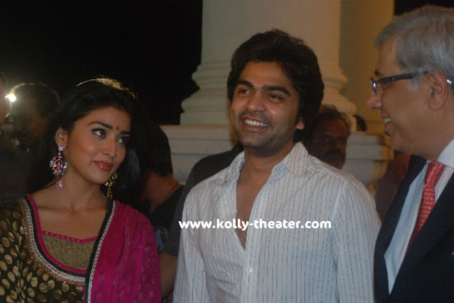 Simbu and Shriya @ Hiranandani Palace Gardens stills 3