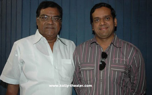 Kota Srinivasa Rao's son dies in accident