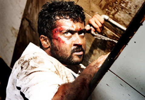 Will Surya dub for Hindi 'Raktha Charitra'?