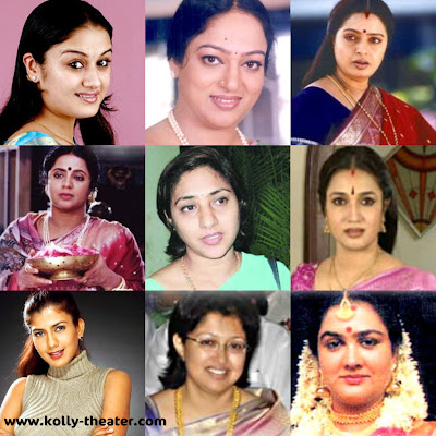 Kollywood celebrities bitter Married life