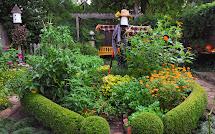 Edible Landscape Garden Design