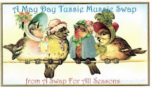 May Day Tussie Mussie Swap