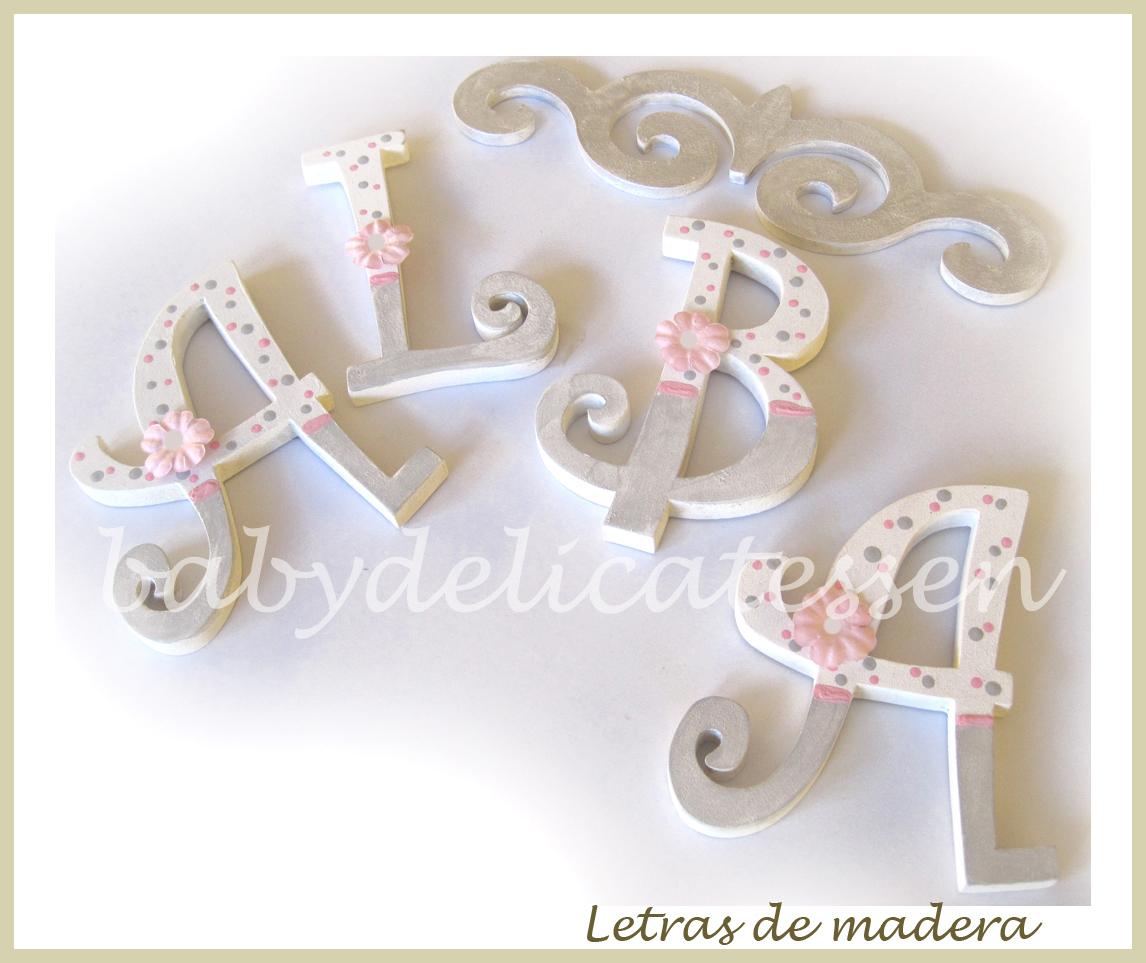 Letras De Decoracion De Madera ~ mi?rcoles, 6 de octubre de 2010