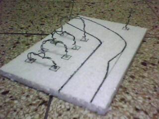 Buat lem dari tepung kanji dengan cara merebus tepung kanji, atau ...