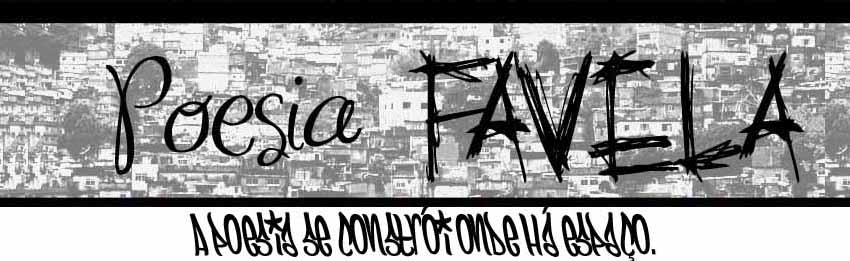 Poesia Favela