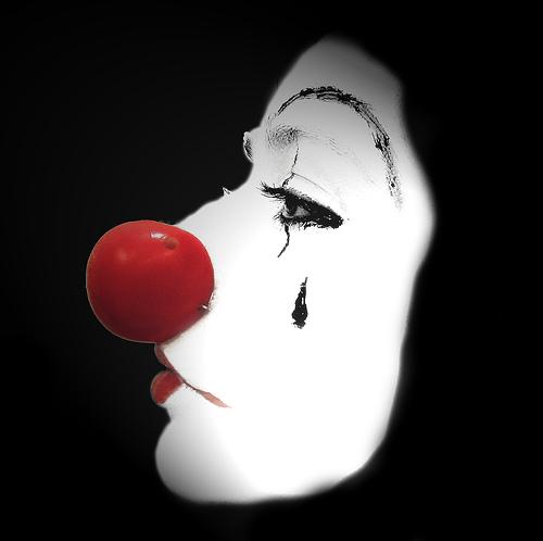 Pierrot Clown Doll. 'pot pierrot clown dolls'