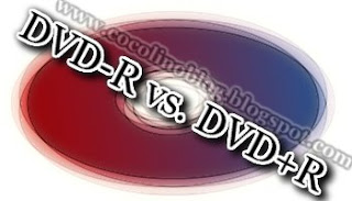 DVD-R vs. DVD+R