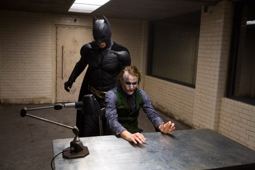 The Dark Knight incasari record in Box-Office