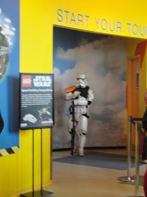 legoland star wars. Legoland Star Wars-style